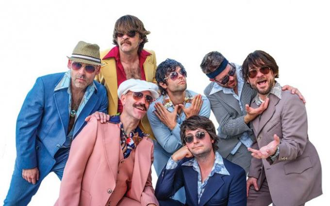 Yacht Rock Revue at Cadence Bank Amphitheatre
