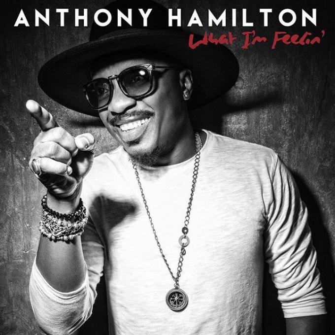 Anthony Hamilton at Cadence Bank Amphitheatre